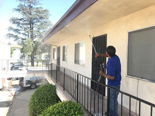 Apartment-Building-Washing-Service-Calabasas