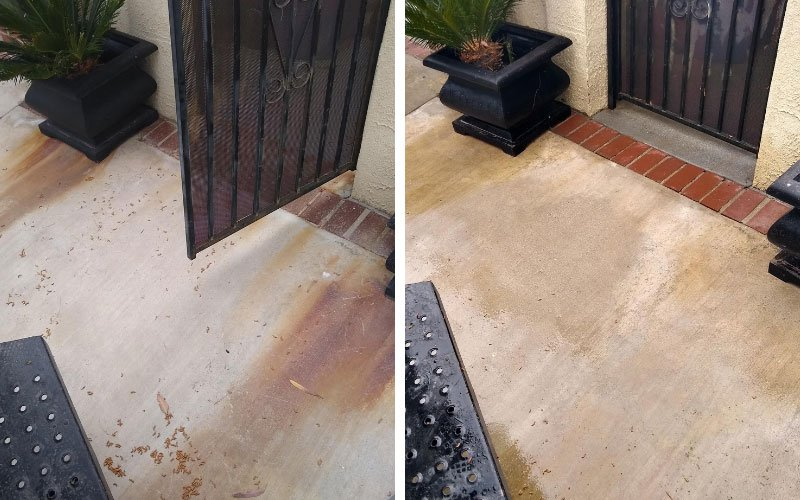 Rust Removal Los Angeles