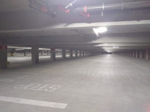 cost of Cleaning Parking Garage