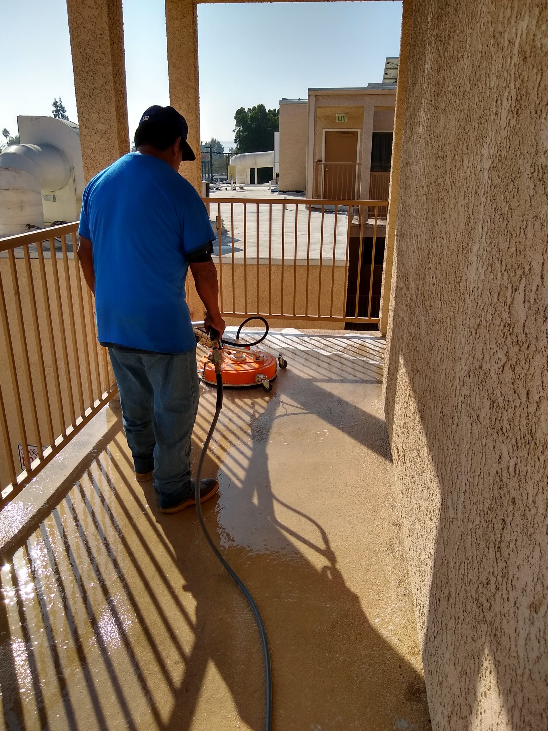 Commercial Pressure Washing Tarzana