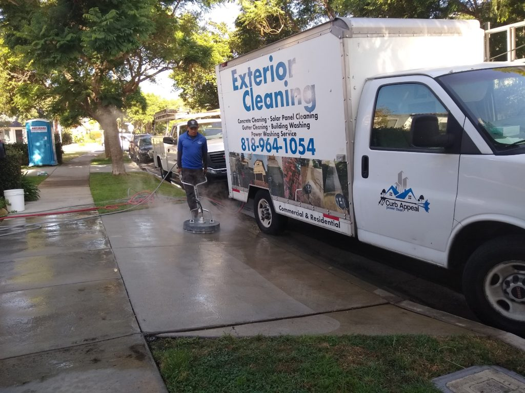 driveway cleaning pacific palisades