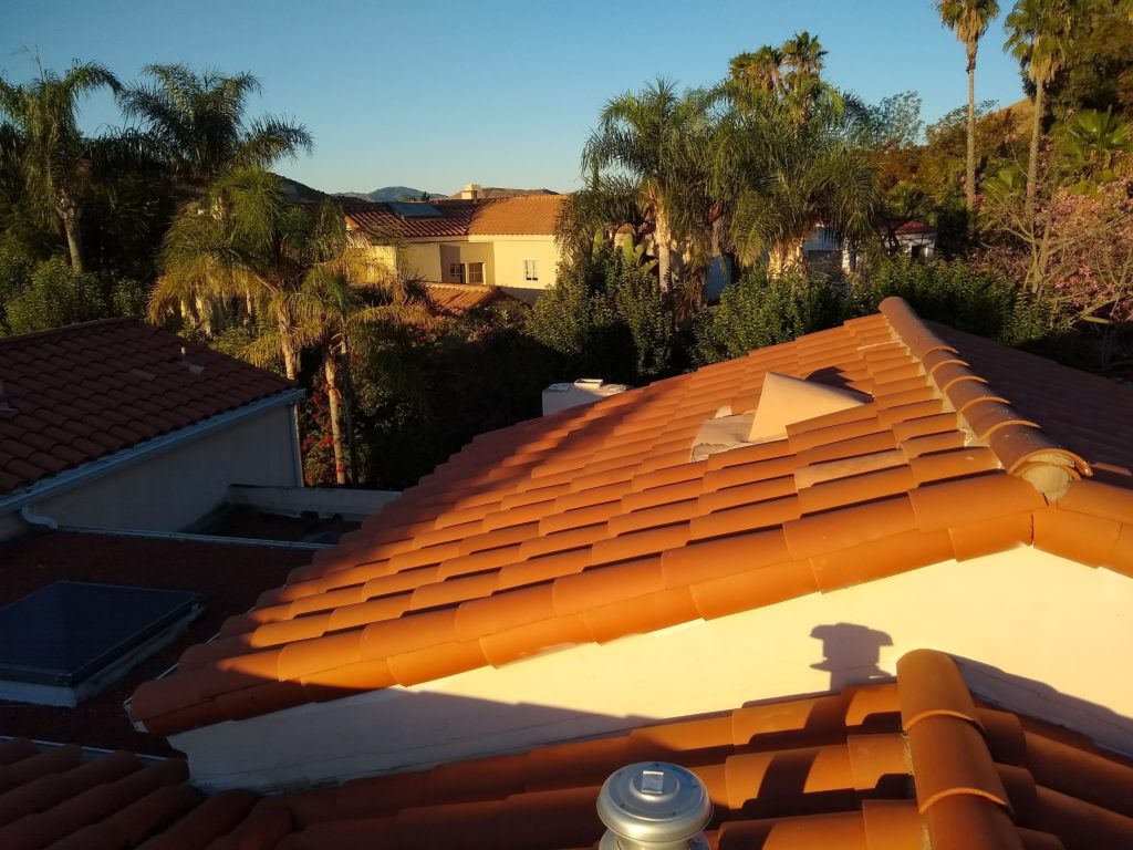 roof cleaning calabasas