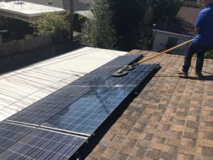 Solar Panel Cleaning Culver City