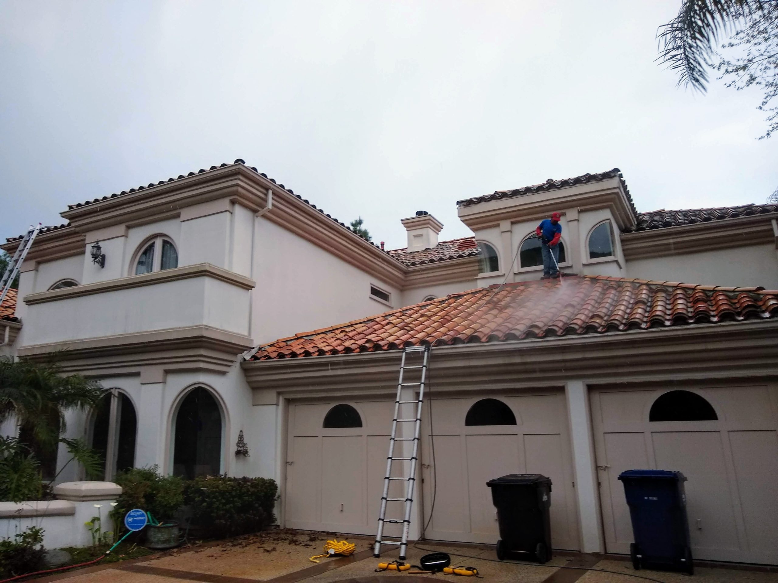 Pressure Washing Santa Monica
