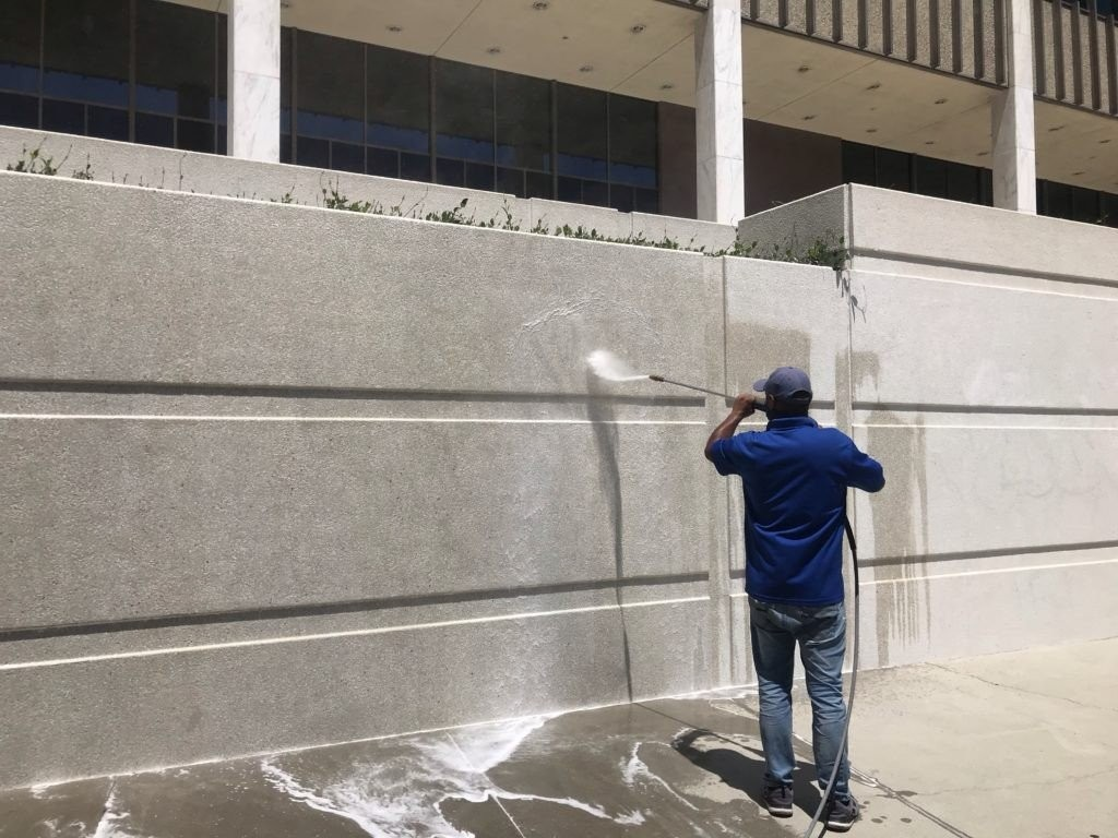 Graffiti Removal Los Angeles