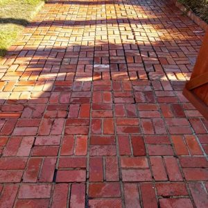 Paver Cleaning and Sealing Los Angeles