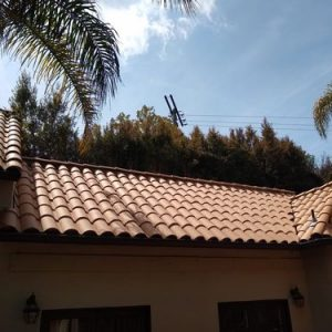 Roof Cleaning Los Angeles