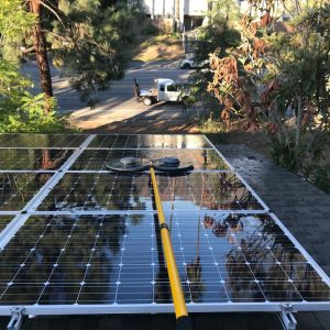 cleaning-solar-array-glendale