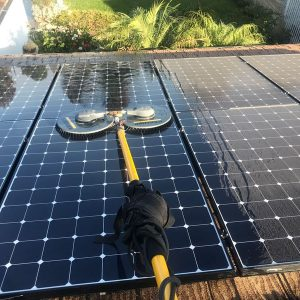 Solar Panel Cleaning Los Angeles